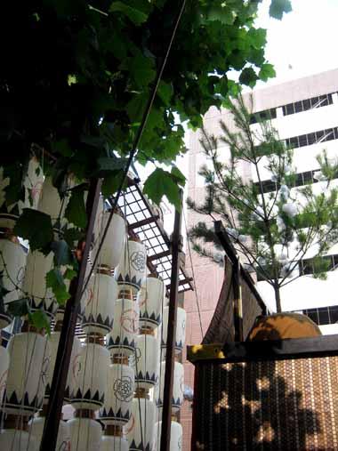 7/16(土)京都祇園祭宵山1。_d0136282_051405.jpg