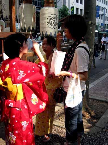 7/16(土)京都祇園祭宵山1。_d0136282_0515346.jpg