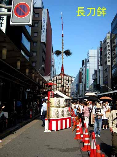 7/16(土)京都祇園祭宵山1。_d0136282_0523451.jpg