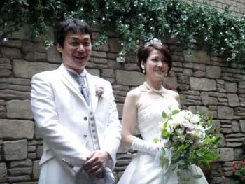 「井沢どんすけ」結婚パーティー!!_a0202385_12464046.jpg