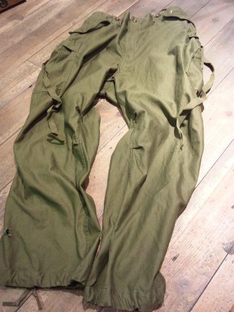 2本目のストックにも最適です!U.S.Army M-51 Trousers(大阪アメ村)_c0078587_2350284.jpg