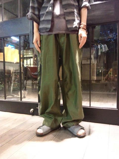 2本目のストックにも最適です!U.S.Army M-51 Trousers(大阪アメ村)_c0078587_23533792.jpg
