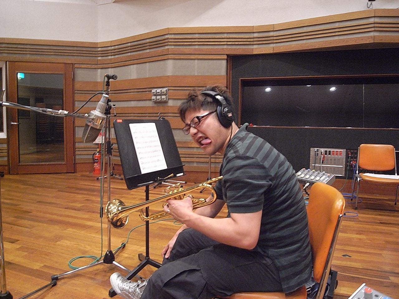 某声優さんのアルバムレコーディングに参加。_e0230090_23192025.jpg