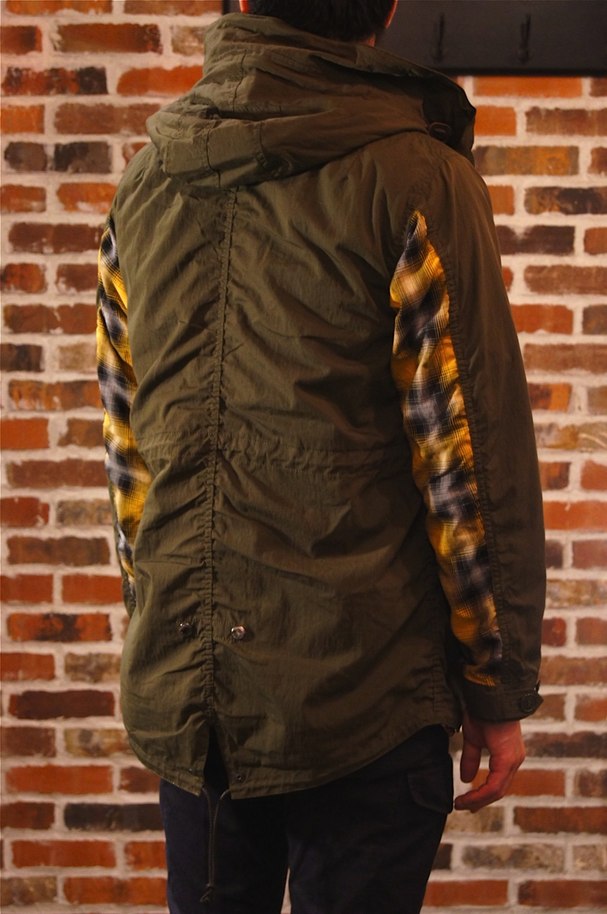 SOPHNET.  2011-2012 A/W New Item!_c0079892_2211441.jpg
