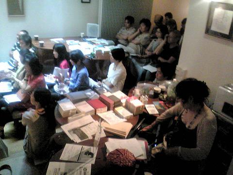 伊藤比呂美さんの詩の会、ぶじ終了しました。_e0151902_1165089.jpg