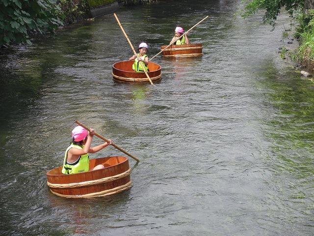 平成23年度水資源功績者表彰受賞・・・第25回田宿川たらい流し川祭り_f0141310_755469.jpg