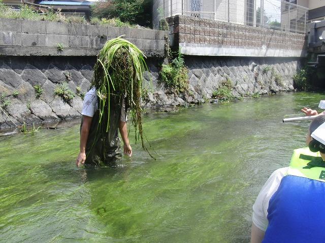 平成23年度水資源功績者表彰受賞・・・第25回田宿川たらい流し川祭り_f0141310_7563356.jpg