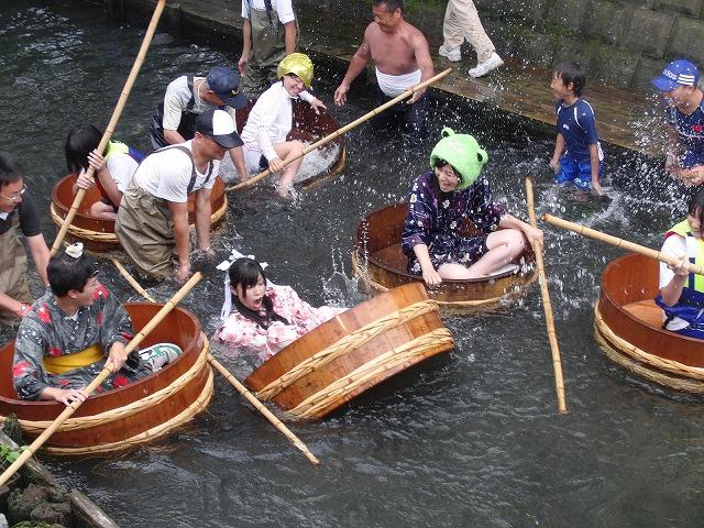 平成23年度水資源功績者表彰受賞・・・第25回田宿川たらい流し川祭り_f0141310_7571138.jpg