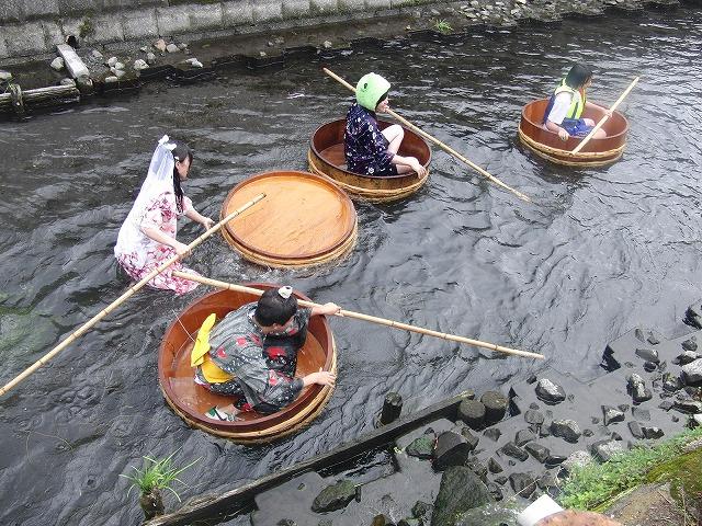 平成23年度水資源功績者表彰受賞・・・第25回田宿川たらい流し川祭り_f0141310_7571828.jpg