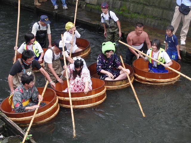 平成23年度水資源功績者表彰受賞・・・第25回田宿川たらい流し川祭り_f0141310_757293.jpg