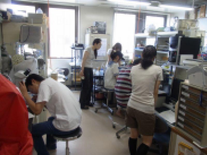 オープンキャンパス2日目_c0025115_21582476.jpg