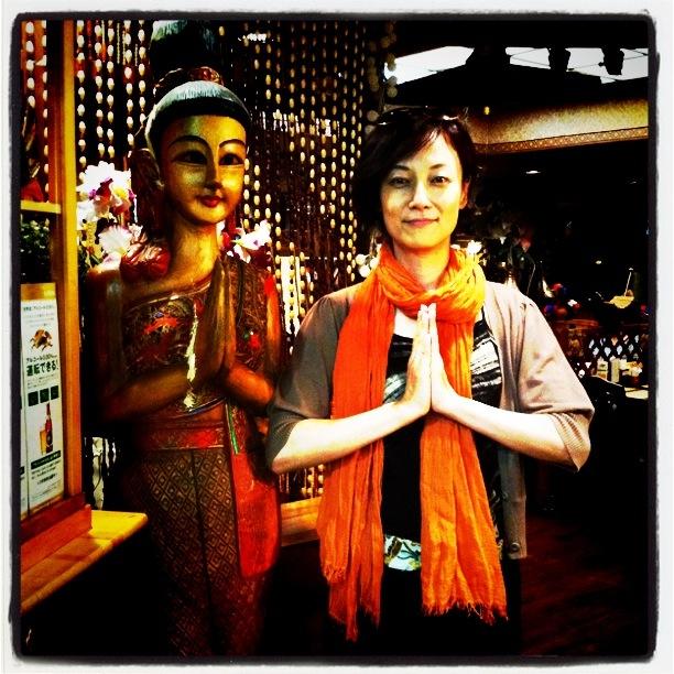タイ料理「チャイヤプーム」に突撃!_f0170519_22302127.jpg