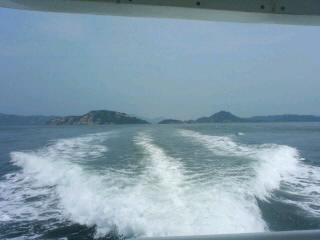 直島から大阪へ_a0088827_16521985.jpg
