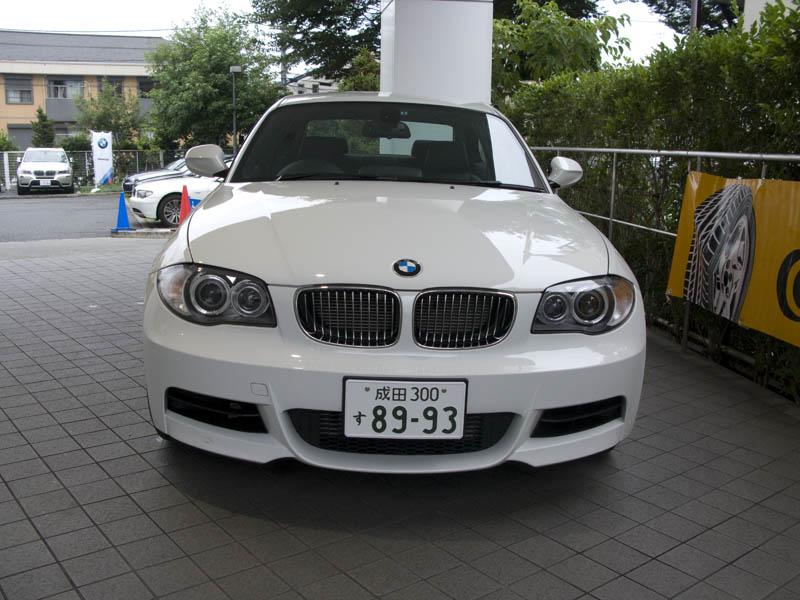BMWというブランドと135i_d0045432_1449595.jpg