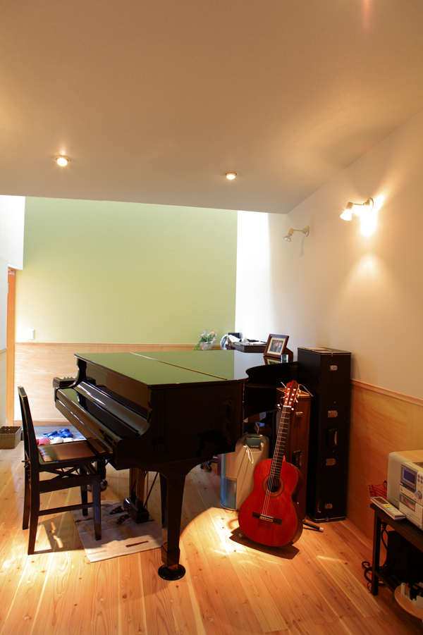 ピアノの家 完成!_e0189939_22284588.jpg