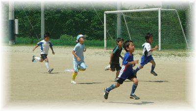 7月のサッカー教室_c0218303_16235145.jpg