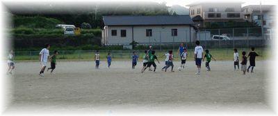 7月のサッカー教室_c0218303_1625088.jpg