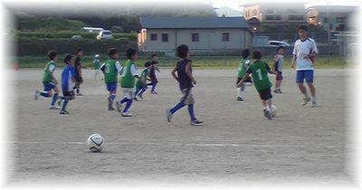 7月のサッカー教室_c0218303_16271479.jpg