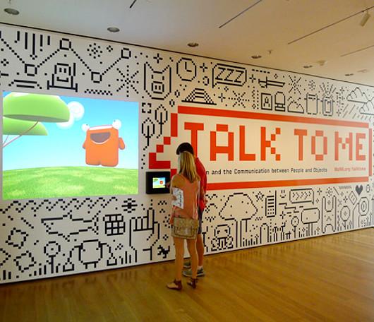 テクノロジーとデザインは人間に何を語りかけるのか?MoMAのTalk to Me展_b0007805_12101136.jpg