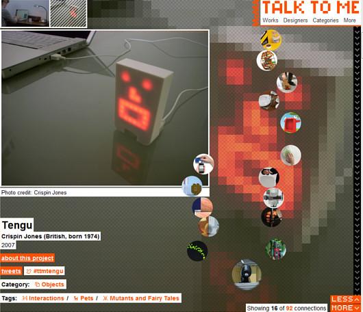 テクノロジーとデザインは人間に何を語りかけるのか?MoMAのTalk to Me展_b0007805_1234396.jpg