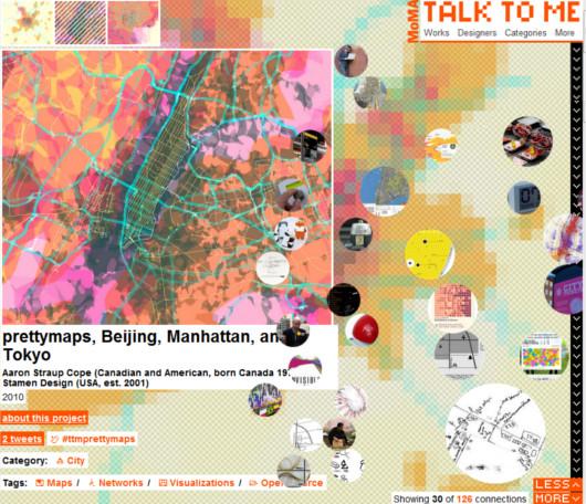 テクノロジーとデザインは人間に何を語りかけるのか?MoMAのTalk to Me展_b0007805_1238860.jpg