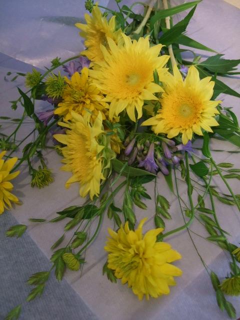 オークリーフ花の教室(鈴木さんの作品)_f0049672_1525719.jpg