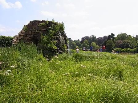 Hever Castle ガーデン......ウォーターメイズ_d0127182_17143763.jpg