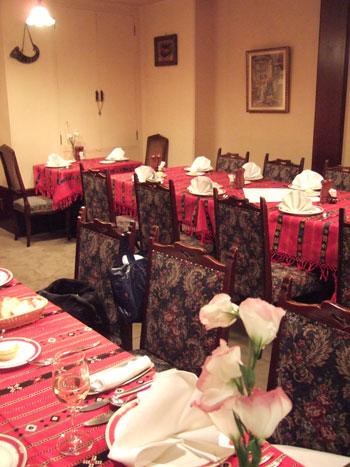 【現在閉店】 ルーマニア料理レストラン・銀座ダリエ移転 _c0042797_14292590.jpg