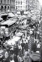 ニューヨーク最古? 19世紀から続いてるへスター・ストリート・フェア_b0007805_712428.jpg