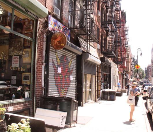 ニューヨーク最古? 19世紀から続いてるへスター・ストリート・フェア_b0007805_7152.jpg