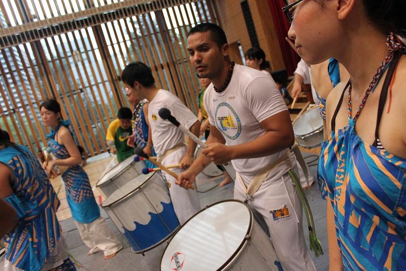 Capoeira de Saia BARRAVENTO サンバヘギWS_d0172033_16435387.jpg