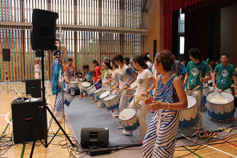 Capoeira de Saia BARRAVENTO サンバヘギWS_d0172033_16444743.jpg