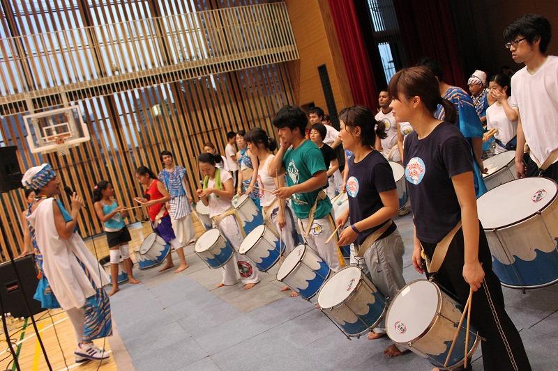 Capoeira de Saia BARRAVENTO サンバヘギWS_d0172033_16452051.jpg