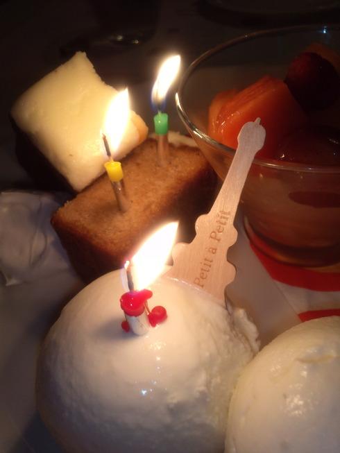 45 キャラントサンク @on my birthday。.♡*† *・。・。+jellyfish hiroshima。.♡*† *・。+_a0053662_23283766.jpg