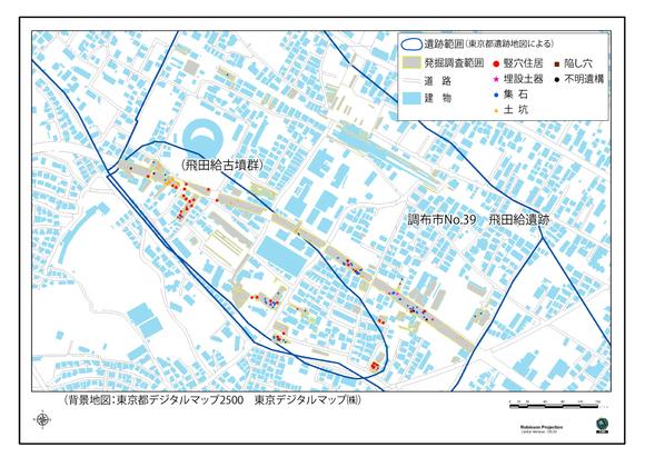ジョウモン・リージョナル 飛田給遺跡の微視的構成_a0186568_21254929.jpg