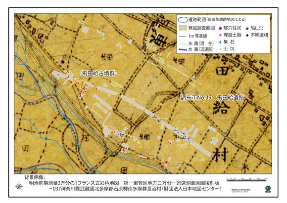 ジョウモン・リージョナル 飛田給遺跡の微視的構成_a0186568_2141880.jpg