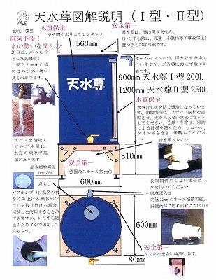 雨水タンク 「天水尊」_f0059988_15445741.jpg