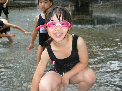公園で水遊び!~田端新町公園~_f0225094_10305765.jpg