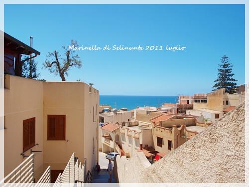 かつてはギリシャ人が築いたのかも?Marinella di Selinunte(マリネッラ ディ セリヌンテ)を歩く_f0229410_1375263.jpg