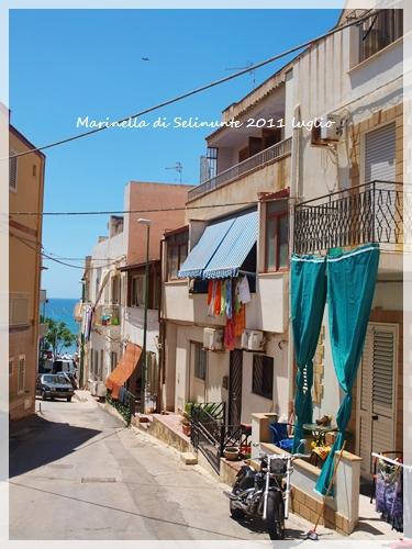 かつてはギリシャ人が築いたのかも?Marinella di Selinunte(マリネッラ ディ セリヌンテ)を歩く_f0229410_1414152.jpg