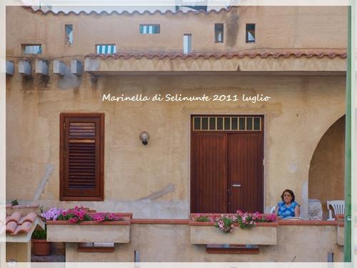 かつてはギリシャ人が築いたのかも?Marinella di Selinunte(マリネッラ ディ セリヌンテ)を歩く_f0229410_1434310.jpg