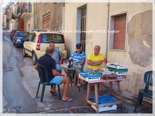 かつてはギリシャ人が築いたのかも?Marinella di Selinunte(マリネッラ ディ セリヌンテ)を歩く_f0229410_145446.jpg