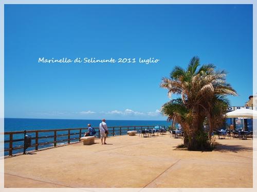 かつてはギリシャ人が築いたのかも?Marinella di Selinunte(マリネッラ ディ セリヌンテ)を歩く_f0229410_1534041.jpg