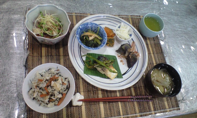 夏野菜が勢ぞろい_f0223914_20581024.jpg