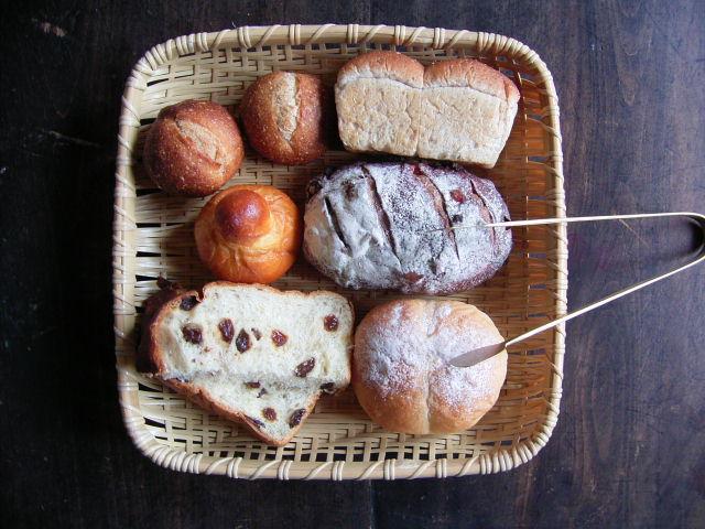 [朝はパン党]の器で・3_b0206421_14451032.jpg