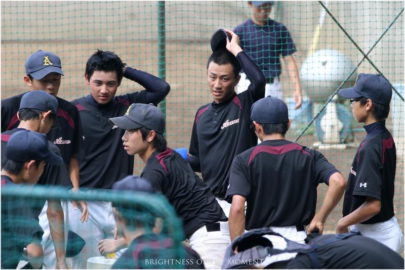 2011 8.4 浅野高校vs横浜サイエンス_e0200922_18415025.jpg