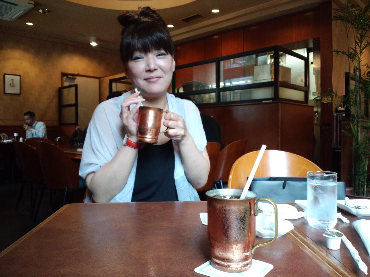 お茶タイム☆_c0151965_19342055.jpg