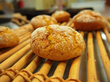 ミントのパンでマンゴーアレンジ!_e0167593_112698.jpg