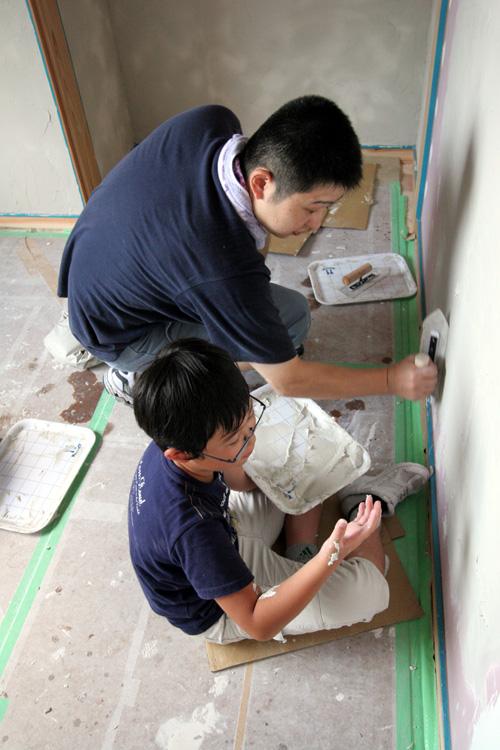Y様邸「峰吉川の家」 施工中です。_f0150893_19431299.jpg