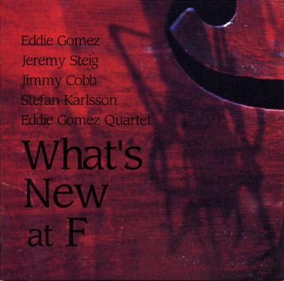 お薦めCD  ~What's New at F~_a0203615_1814032.jpg